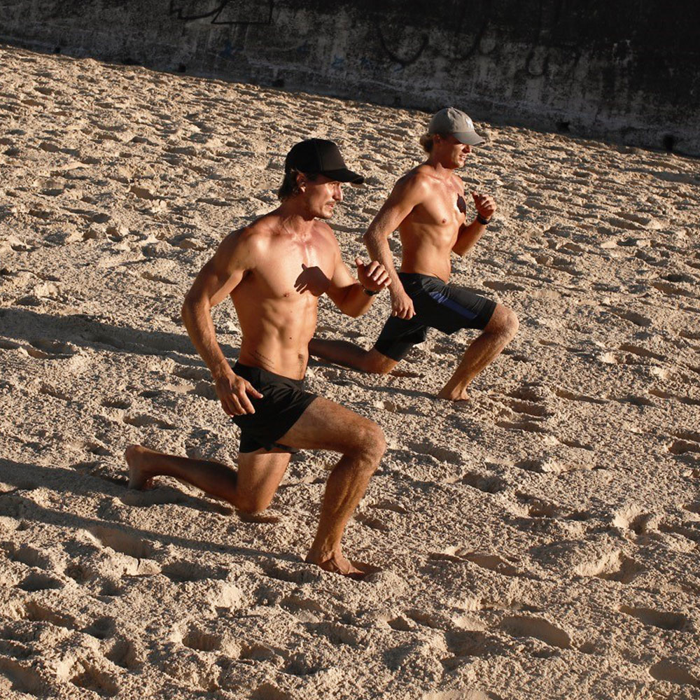 personal training sydney beach