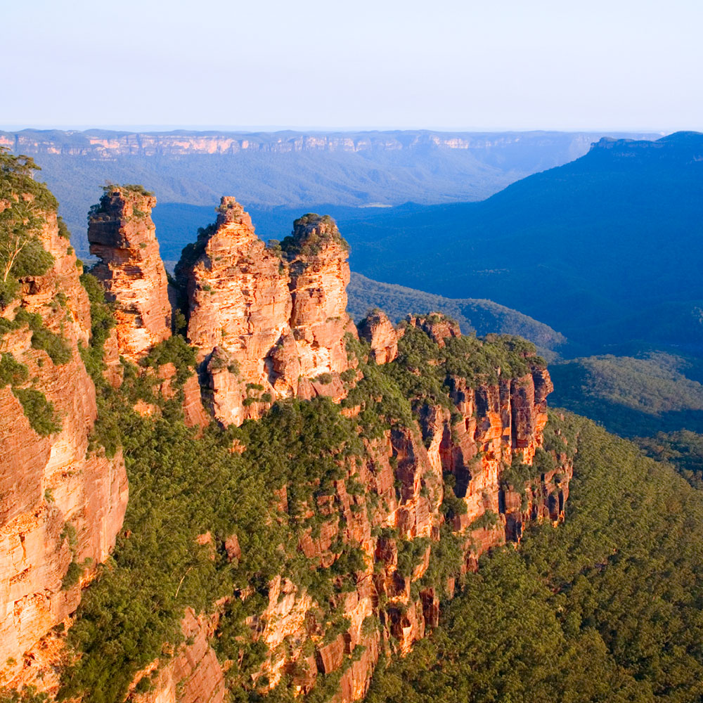 blue mountains tailored tour three sisters