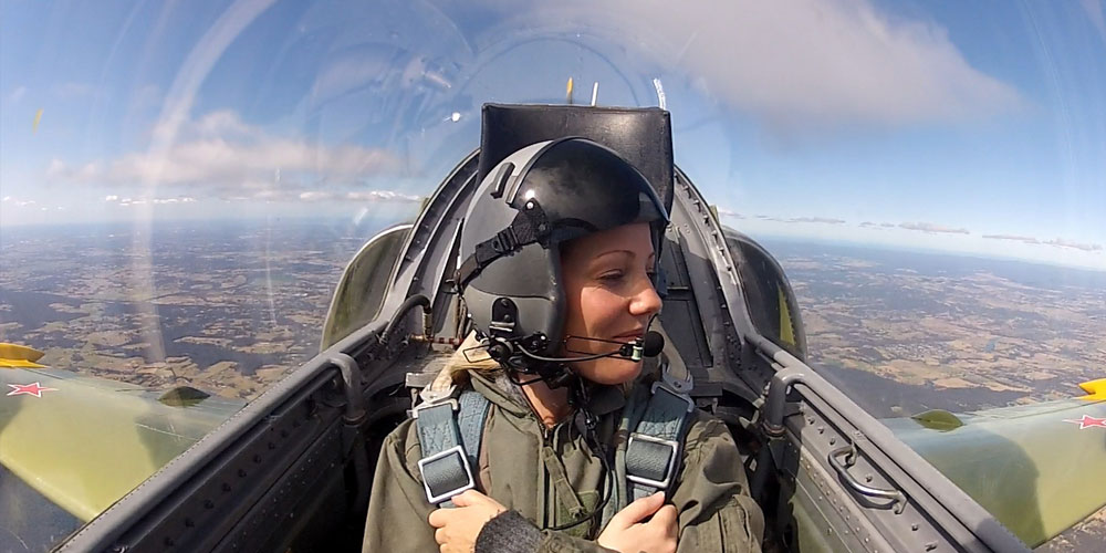 Jet Fighter Flights – The ultimate adrenaline rush