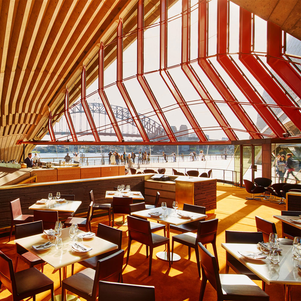Bennelong Restaurant Sydney Opera House half day tour