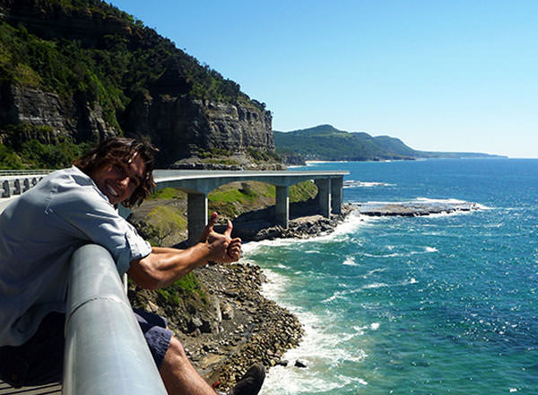 An image of stunning Seacliff Bridge along the South Coast Private Tour