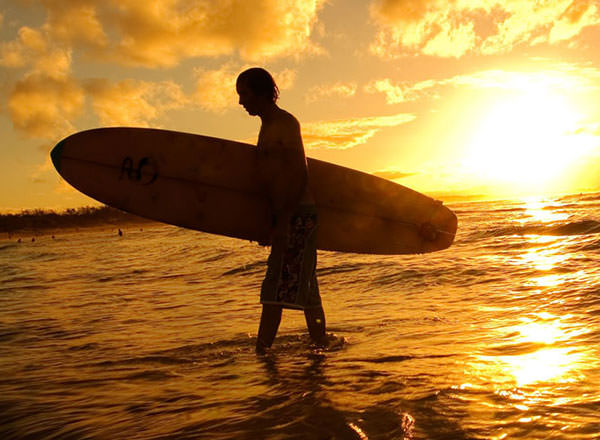 Indulge in a private surf lesson on Bondi Beach on your Aussie Beach Life Tour