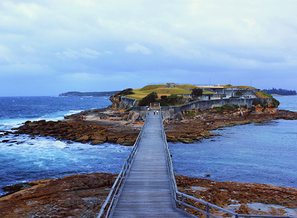 An image of La Perouse during your private Sydney authentic Aboriginal Tour