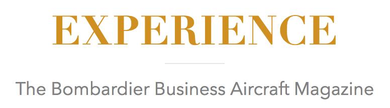 Bombardier Experience Magazine
